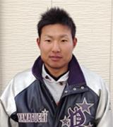 プロ野球選手(兵庫ブルーサンダーズ)福冨泰平投手